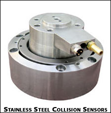 Stainless Steel Collision Sensor